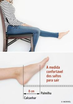 3 Ways of Finding the Ideal Heel Height to Avoid Foot Pain Love Fashion, Womens Fashion, Fashion Tips, Fashion Hacks, Fashion Background, Foot Pain, How To Look Pretty, Beauty Women, High Heels