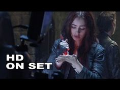*Spoilers* The Mortal Instruments: City of Bones: Behind the Scenes Part 3 of 3 (Broll)
