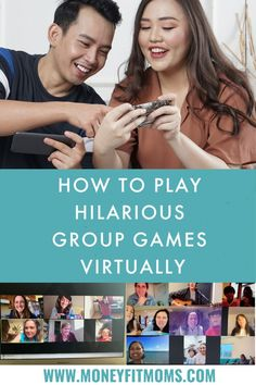 Don't let social distancing stop you from hosting a hilarious group games night with your family or friends. Scars and Stories. Family Games To Play, Youth Group Games, Team Games, Fun Games, Dance Games, Youth Groups, Party Games, Virtual Games For Kids, Virtual Families