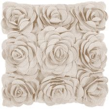 Decorative Pillows - Life Stage: Adult, Color: Browns & Tans-White-Gray & Silver-Pinks | Wayfair
