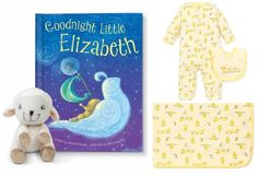 Enter to win one of 5 prizes from Little Me and I See Me!  Value-$73