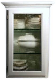 reeded glass insert for cabinet by wgsartglass.com .  Make cabinets more interesting and beautiful by replacing the glass.