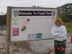 Fossil park~Sylvania,Ohio  great place for kids to find fossils.