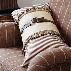 Upcycled Belt