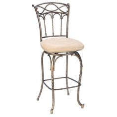 Hillsdale Kendall 26 in. Swivel Counter Stool - Bar Stools at Hayneedle