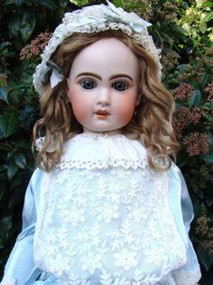 Tete Jumeau ジュモー フランス人形 62cm