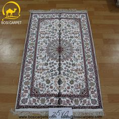 Hand knotted silk rug # Rug No.: P3105 # Quality: 180L (225kpsi) # Size: 2.5x4ft (76x122cm) # Material: 100% Silk # wholesale Price: $350/piece # If you have any interests, please email to sales@bosicarpets... handmadesilkcarpet#handmaderug#silkrug#silkcarpet#carpet#persiancarpet#persianrugs#rug#handmaderug#handknottedrug#iranrug#chineserug#turkeyrug#turkishcarpets#silkcarpets#silk#floorrug#hali#ipekhai#redrug#bluecarpet#turleycarpet
