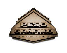 """Identidad """"Peso Gráfiko Estudios"""""""