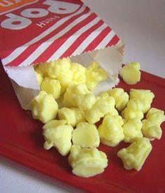 popcorn soap
