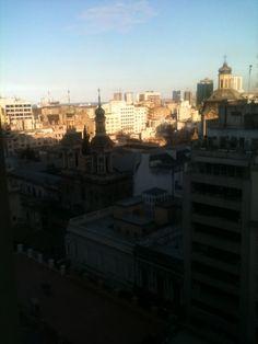 De la ventana de mi habitación - buenos aires