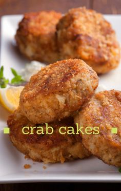 Our Dungeness Crab Cakes...simply the best! 415.362.7733                                                                                                                                                                                 More