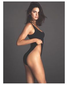 Here's the Hot-as-Hell Kendall Jenner Pic You Didn't See in 'Vogue'…