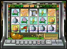 """Play the gaming slots Sweet Life for money. Slot machine Sweet Life, better known as """"The Bear and the Bee,"""" was developed by Igrosoft. The game tells the story of the sweet life of a bear extracting honey in various ways. The online unit Sweet Life can be played for real money or for free. In any of these modes fun game is"""