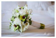 Big Greek Wedding at The Corinthian Ballroom San Jose.  Bridal bouquet.  Bridal flowers.