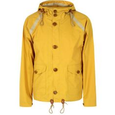 4de68f12a224 NIGEL CABOURN Aircraft Taped Survival Yellow Jacket Nigel Cabourn