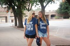 It's FOOTBALL season - these tees from M.E.&you have got you covered from Friday Night Lights, College tailgating parties & all your favorite PRO teams!