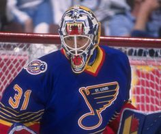 curtis joseph st louis blues | Curtis Joseph won 137 games with the Blues during his tenure in St ...