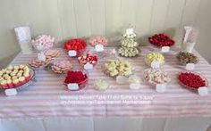 Image result for wedding sweets table