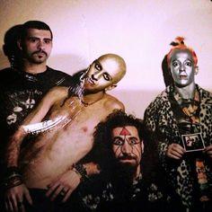John, Shavo, Serj y Daron