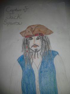 My captain Jack