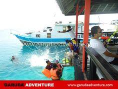 Lokasi snorkling pulau sepa