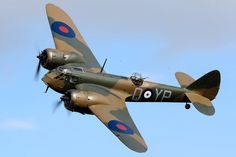 Bristol Blenheim Mk.IF by Daniel-Wales-Images on DeviantArt