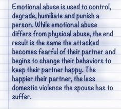 Emotional Abuse is the key factor in parental alienation. It is the tool most revengful parents use to turn a child against a parent. An emotional warfare is launched & our children are defenseless & vulnerable. Emotional Abuse Quotes, Verbal Abuse, Emotional Healing, Narcissistic Sociopath, Narcissistic People, Abusive Relationship, Relationships, Psychopath, Psychology