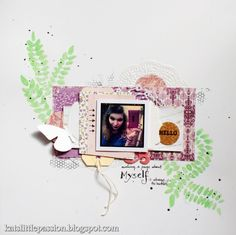 #layout #scrapbooking http://katslittlepassion.blogspot.com/2013/09/featured-designer-on-lifepaperscrapbook.html