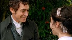 """""""I think very highly of the understanding of all the women in the world—especially of those—whoever they may be—with whom I happen to be in company."""" - Henry Tilney, Northanger Abbey"""