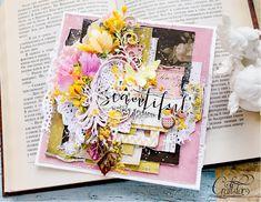 """My territory: Beautiful card """"Fairy"""" + tutorial"""