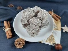 Krysy v Kuchyni: Bezlepkoví Perníkoví Kokosoví Ježci Napkin Rings, Napkins, Decor, Dekoration, Decoration, Towels