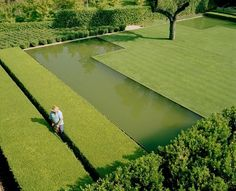 Garden designed by Fernando Caruncho | photo Bruno Suet | green home