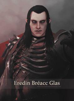 Eredin - The Witcher 3: Wild Hunt by VickyxRedfield