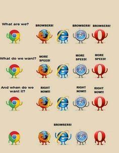 Browserhumor :)