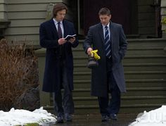 """Out With The Old"" - (l-r): Jared Padalecki as Sam, Jensen Ackles as Dean in SUPERNATURAL on The CW.  Photo: Jack Rowand/The CW©2012 The CW Network, LLC. All Rights Reserved."