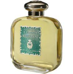 Melograno Pomegranate by Santa Maria Novella Firenze sed by Vesper (Eva Green) in the James Bond film Casino Royale.