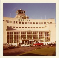 Dublin Airport or early The original terminal had become a departures terminal with the opening of the North Terminal in Dublin Street, Dublin Airport, Dublin City, Castles In Ireland, Ireland Homes, Old Pictures, Old Photos, Images Of Ireland, Irish Landscape