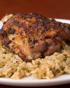 Hidden Veggie Chicken & Rice