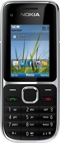 NEW Nokia C2-01 Black (Cell Phones & PDA's) - For Sale Check more at http://shipperscentral.com/wp/product/new-nokia-c2-01-black-cell-phones-pdas-for-sale/