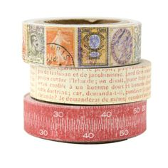 7gypsies Lille Collection Papertape - Stampington