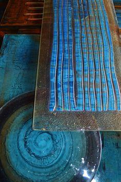 Alejandra Koch,glass art