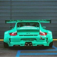Porsche GT3 Mais