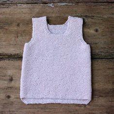 Verdens nemmeste vest til børnehaven - susanne-gustafsson. Knitting For Kids, Baby Knitting Patterns, Baby Patterns, Diy Baby, Couture, Crochet Baby, Mini Me, Kids Fashion, Sweaters