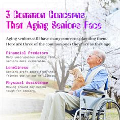 3 Common Concerns That Aging Seniors Face Loneliness, Vulnerability, Physics, Face, Solitary Confinement, The Face, Faces, Solitude, Physique