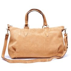 Cinnamon suede bag IT SHOES