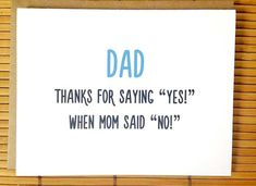 Funny Father's Day cards found on Etsy | Mum's Grapevine