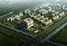 Xi'an Jiaotong-Liverpool University Administration & Information Centre - Aedas XJTLU
