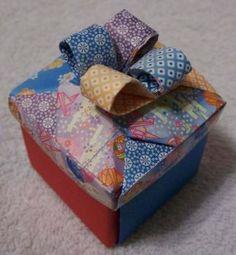 Origami box 2 by RazorCrow