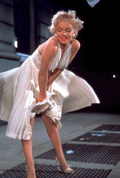 The Seven Year Itch, 1954 © Sam Shaw