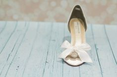 Monogram Wedding Shoes  Your Message On Charm  Custom by Parisxox